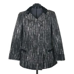 J Crew Collection Contessa Embellished Blazer